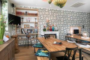 Photo Chambre double/twin standard de de 15 à 17m² meublé n° 14