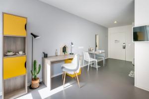 Photo Studio 1 à 2 pers de 19m² à 20m² à partir de 620€ par mois n° 6