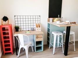 Photo Chambre en co-living en résidence étudiante à Caen n° 5