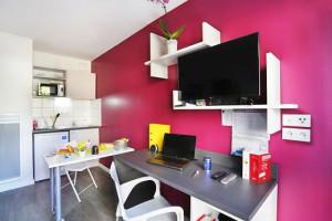 Photo Studio de 18m² meublé et équipé n° 5