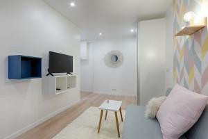 Beau studio refait à neuf et calme 18 m2