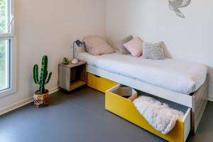 Photo Studio 1 à 2 pers de 19m² à 20m² à partir de 620€ par mois n° 3