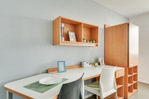 Photo 205 studios meublés de 17 m² à  24 m² n° 4