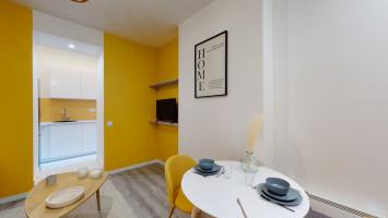 Très beau T2 meublé de 33m² Vieux-Port