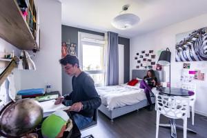 Photo Appartement de 22 m² à louer dans une résidence étudiante n° 18