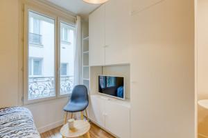 Studio rénové à louer meublé, idéal étudiant ou jeune actif