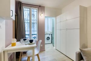 Magnifique studio refait à neuf - Avenue de Clichy-75017 Paris