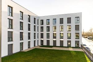 Photo Chambre en co-living en résidence étudiante à Caen n° 11