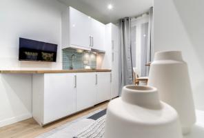 Appartement 28m² Paris 18ème - Clignancourt-Jules Joffrin