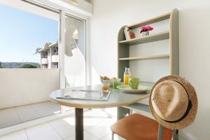 Photo Appartement T1 Bis Duplex de 30 m² terrasse ou balcon n° 3