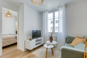 Magnifique T2 de 19,74 m² Refait à NEUF - Rue Morvan 75011