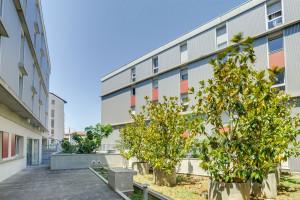Photo Studios meublés de 18m² à 26m² - Résidence Logifac Cerdana - Toulouse n° 9
