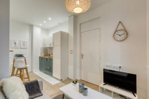 Magnifique T2 meublé Rue Janssen
