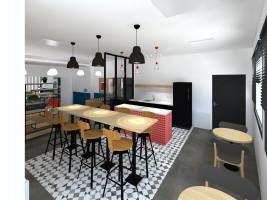 Photo Studio de 18 à 21m² meublé et équipé n° 3
