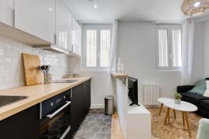 Magnifique T2 - rue du Faubourg Saint-Martin 75010