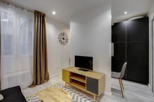 Magnifique 2 pièces - 28 rue Pajol - Libre de suite
