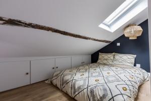 Magnifique 3 pièces de 34 m2 en duplex