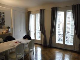 T3 à vendre - avenue de Villiers Paris 17