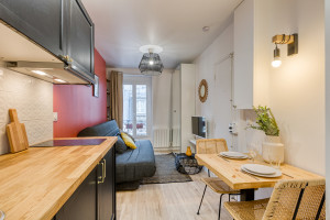 Magnifique Studio de 14m² - Rue de l'Echiquier - 75010 -