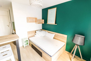 Photo Chambre en co-living en résidence étudiante à Caen n° 13