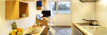 Photo Studio de 20m² meublé et équipé n° 10