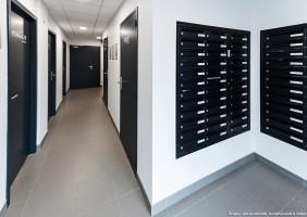 Photo T1 de 22 à 32 m² Meublé & neuf - Résidence étudiante Rennes n° 5