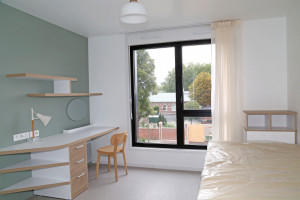 Photo Nice T1 of 25m² / 28m² to 510,00 € / month n° 1