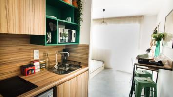 Photo Appartement T2 dans une nouvelle résidence étudiante à Nîmes n° 10