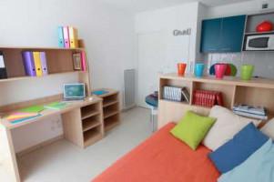 Photo Beau studio meublé et équipé de 19 m² à Toulouse n° 2