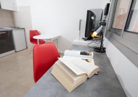 Photo Studio de 18 à 20m² meublé et équipé n° 17