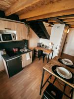 Photo Studio mezzanine en résidence étudiante à Saint Etienne dans quartier résidentiel n° 2
