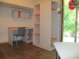 Photo Studio de 16 à 20m² meublé et équipé n° 1
