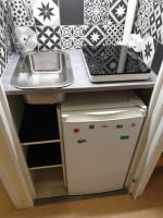 Photo Studette meublé 21m2  375€ ( eau chaude froide électricite chauffage charges forfaitaire comprises) n° 5
