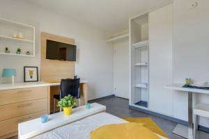 Photo Studios meublés de 18m² à 26m² - Résidence Logifac Cerdana - Toulouse n° 3