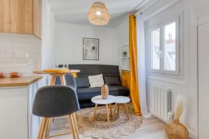 Magnifique studio rue Doudeauville