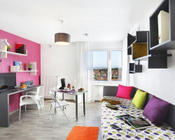 Photo T1 Bis  20 m² à partir de 550 € n° 1