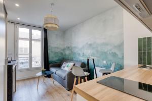 Studio refait à neuf - rue Jules Genovesi 93200 Saint Denis