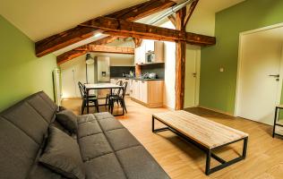 Photo Colocation dans appartement en co-living dans une résidence étudiante à St Etienne n° 4