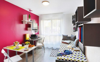Photo Studio de 18m² meublé et équipé n° 6