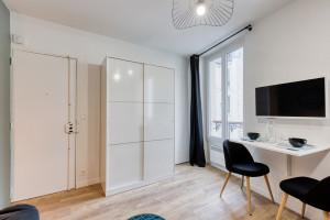Studio- Avenue Jean Jaurès - 75019 Paris