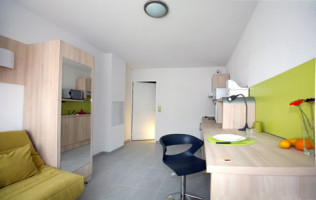 Photo Apartment type T1, furnished and equipped 25m², student residence Marseille n° 4