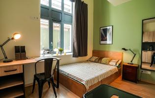 Photo Appartement T1 dans une  résidence étudiante neuve à St Etienne n° 1
