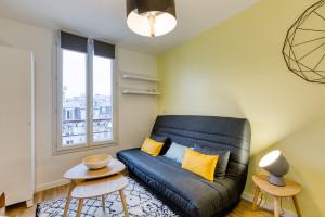Magnifique Studio refait à neuf par architecte - Passage Lathuille 75018