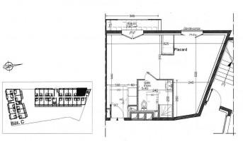Photo T1 bis de 24 à 37m² meublé et équipé n° 1
