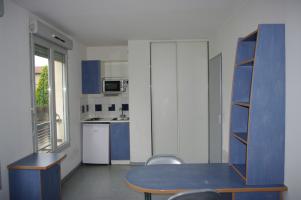 Photo Résidence étudiante Villeurbanne, location T2 de 33m² à 35m2 n° 15
