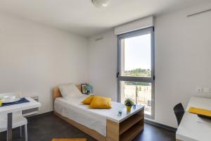 Photo Studios meublés de 18m² à 26m² - Résidence Logifac Cerdana - Toulouse n° 7