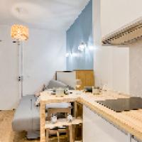 Beau Studio refait à neuf -  Rue Galvani