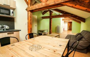 Photo Colocation dans appartement en co-living dans une résidence étudiante à St Etienne n° 2