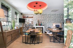 Photo Chambre double/twin standard de de 15 à 17m² meublé n° 13