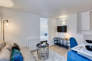 Magnifique T2 - rue Lécluse 75017